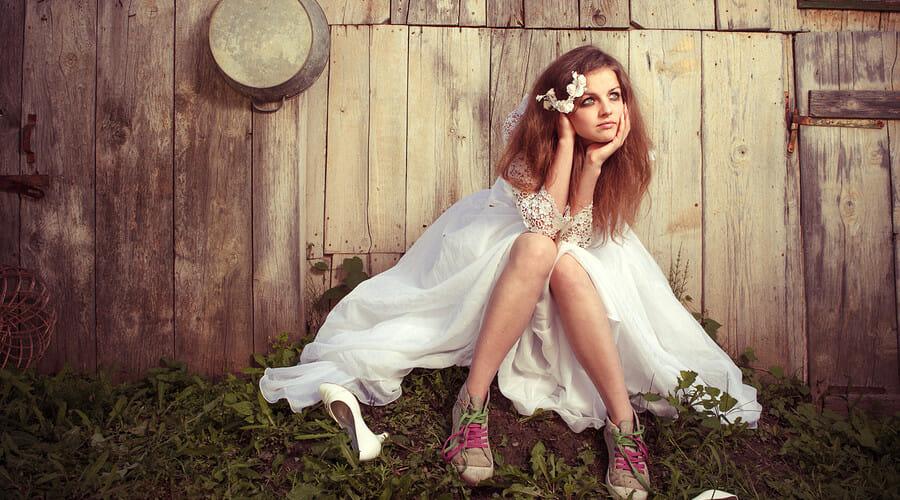 dress, feminine energy