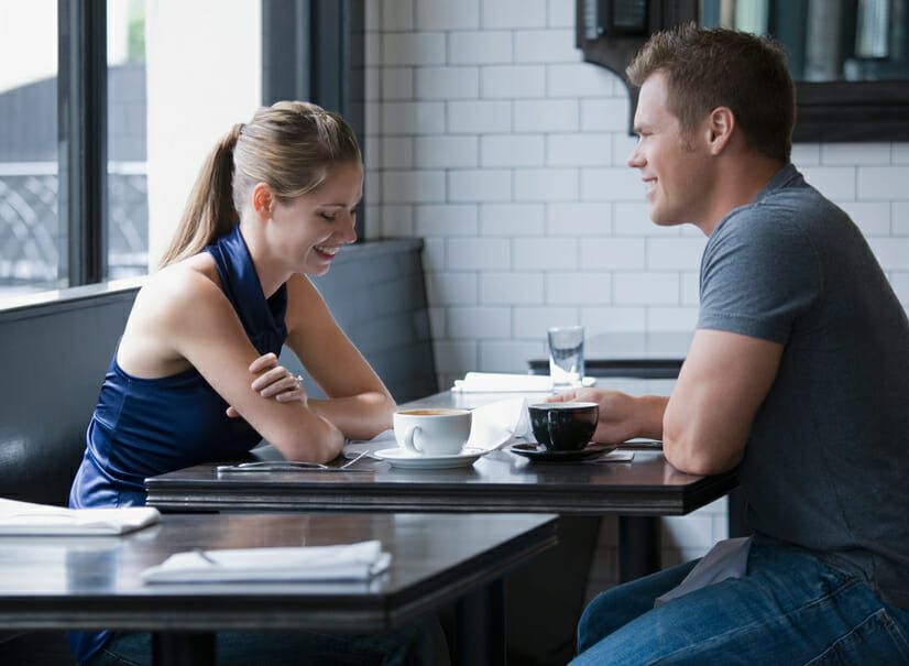 What to talk about on a date