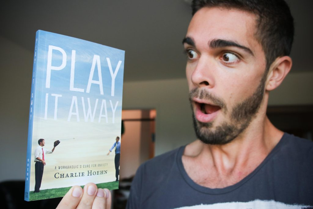 charlie hoehn, play it away, charlie hoehn interview