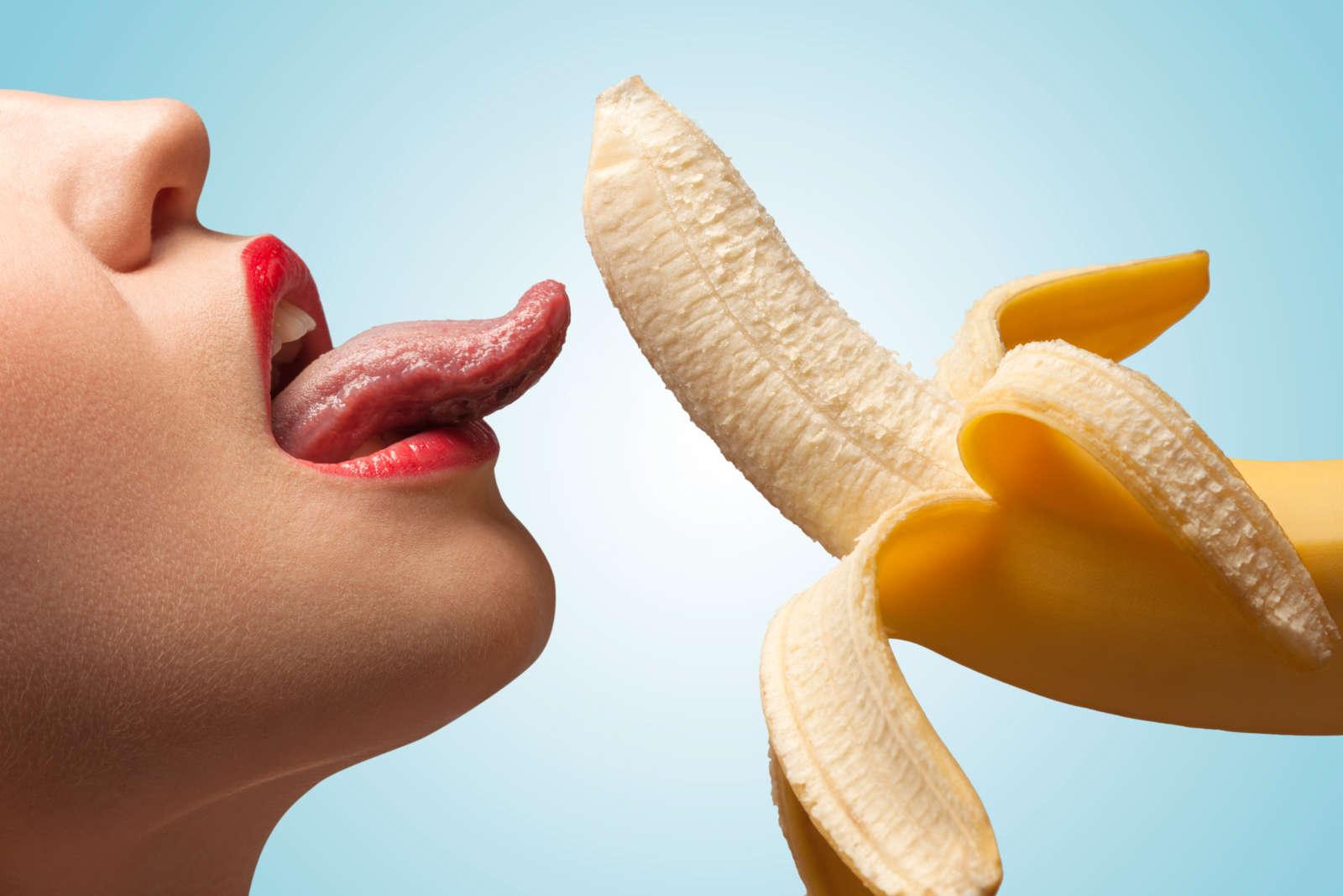 blowjob banana